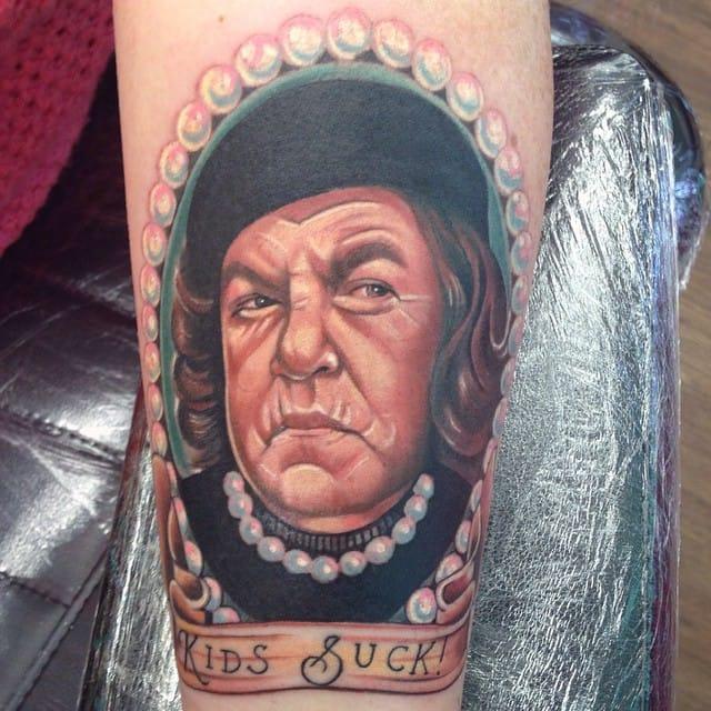 Mama Fratelli Tattoo by madamefink