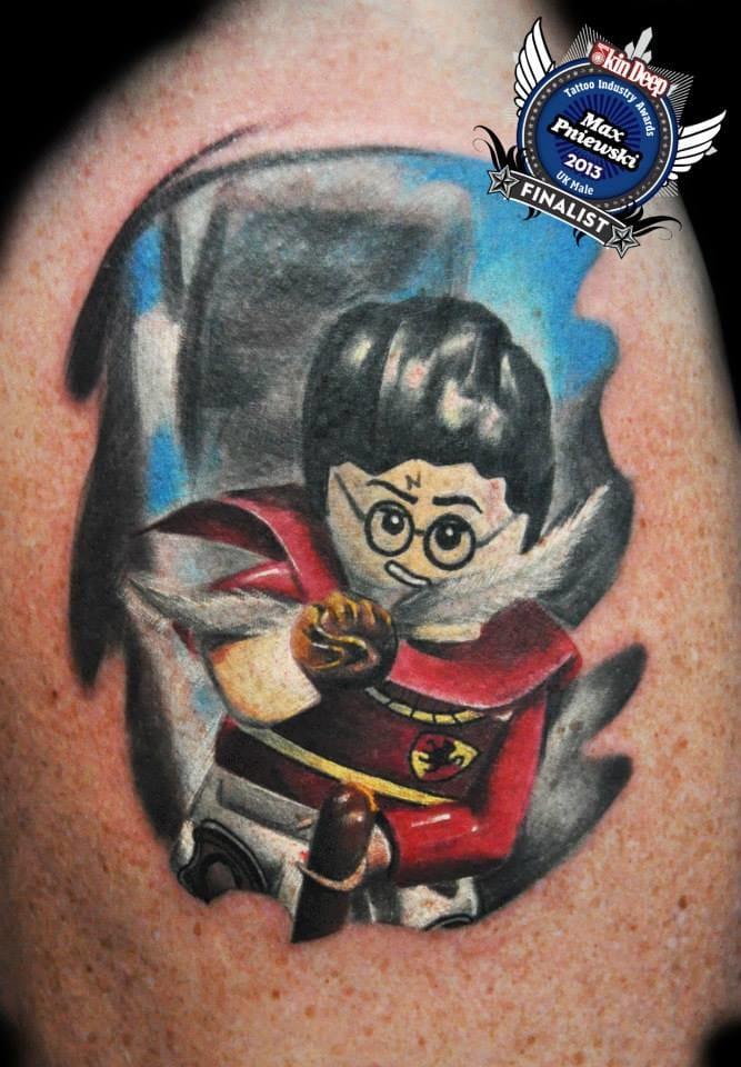 Tem Potterhead por aqui?