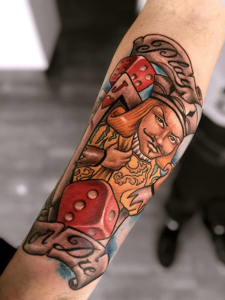 Awesome piece by Manu Badet.