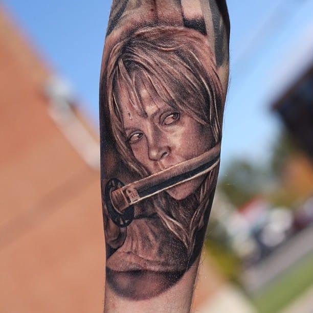 Tattoo by Luka Lajoie