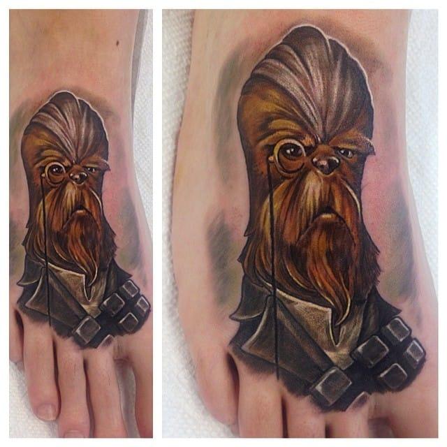Tattoo by Seth Leibowitz