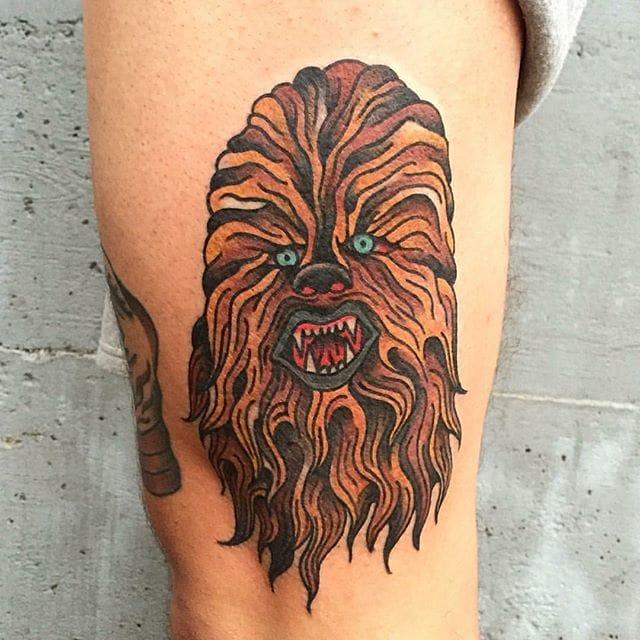 Tattoo by loicvh