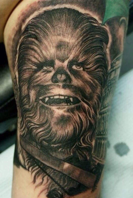 Tattoo by Chris Reynolds