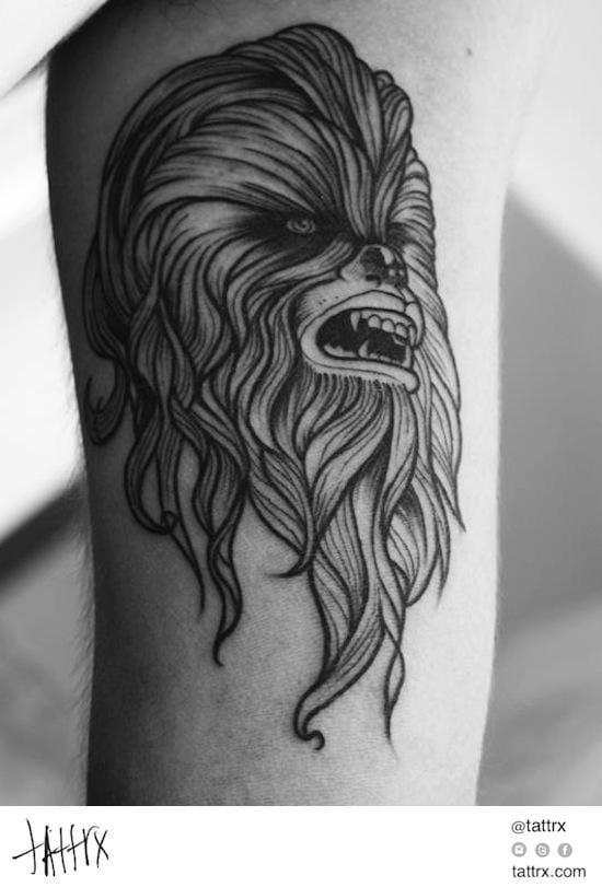 Tattoo by @tattrx