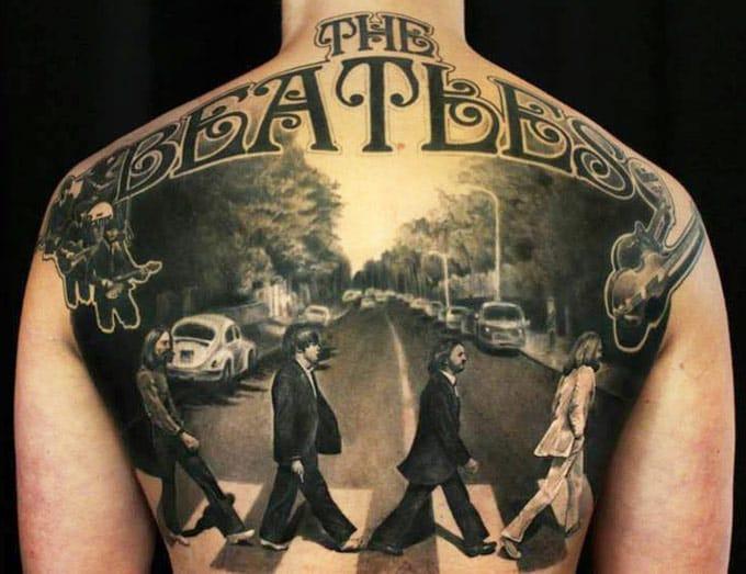 Os Beatles! Ellem Westholm