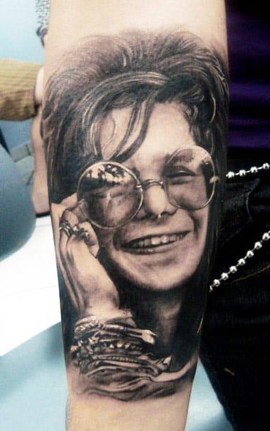 Janis Joplin. Henry Anglas