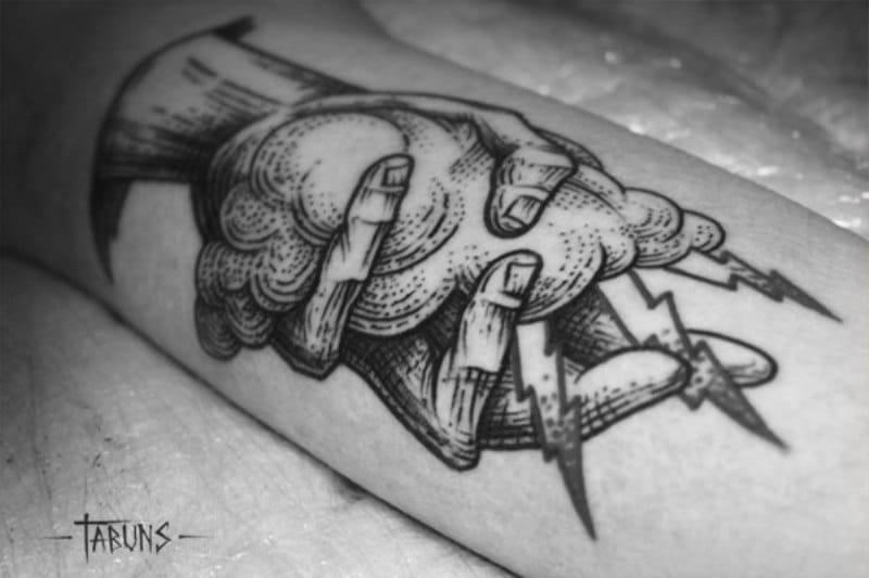 Rad tat by Alex Tabuns.