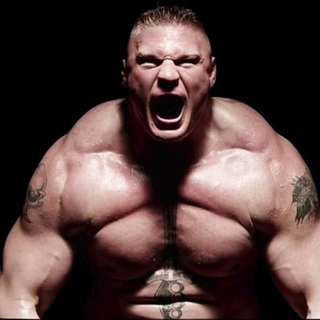 The Fearsome Tattoos Of UFC / WWE Champion Brock Lesnar