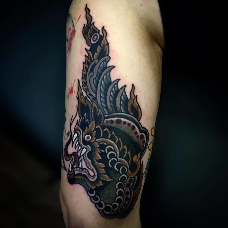 Gap Filler Tattoo