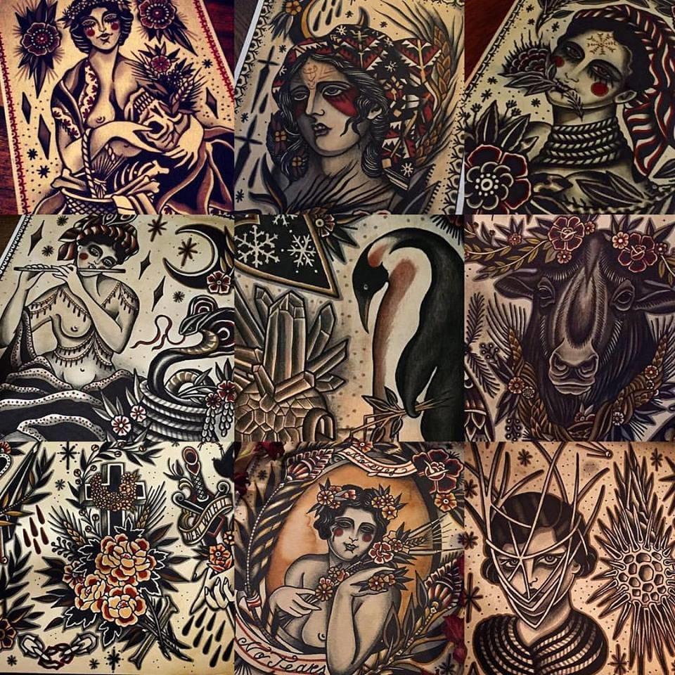 Prints by Esther De Miguel