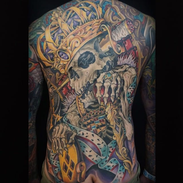 Epic backpiece by Sierra Colt...