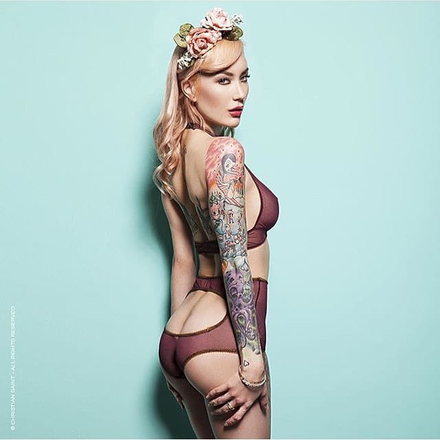 [Nsfw] Get Lost With These Tattooed Babes