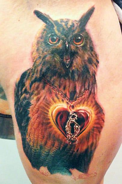 Endre Tattooend