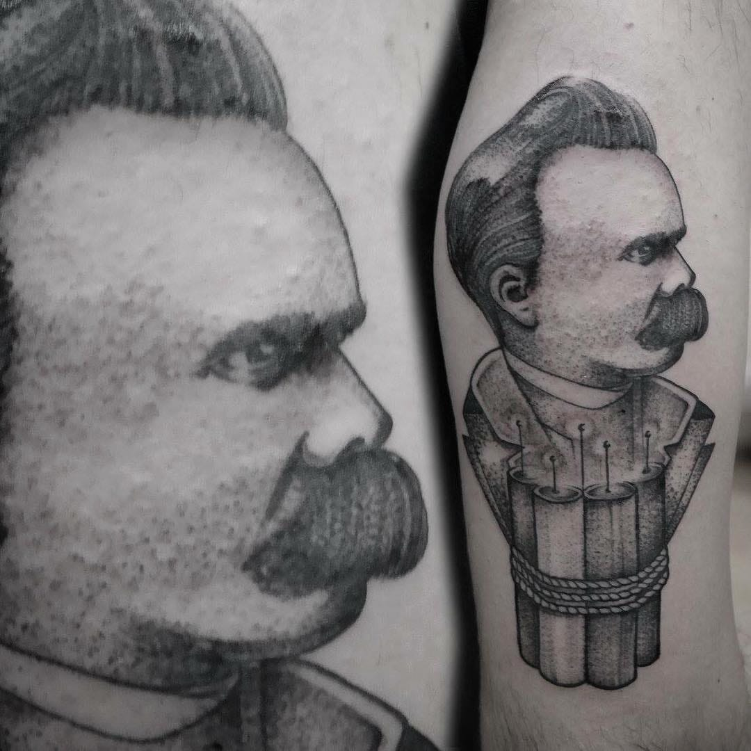 Dynamite tattoo by Il Bue!