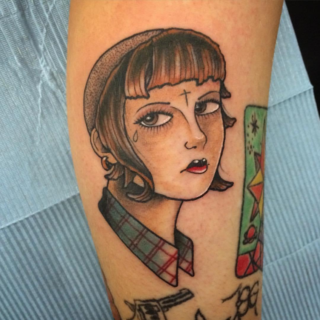 By Louis Moise Cretney (LMC Tattoos)