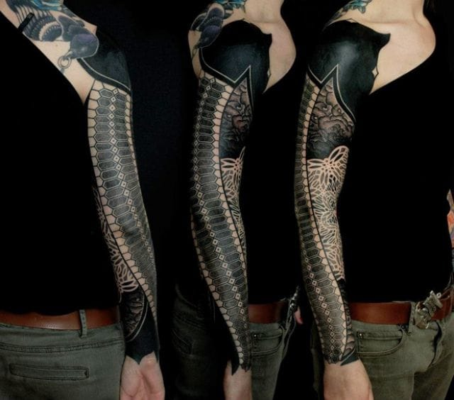 Another sleeve by Wiesbeck.