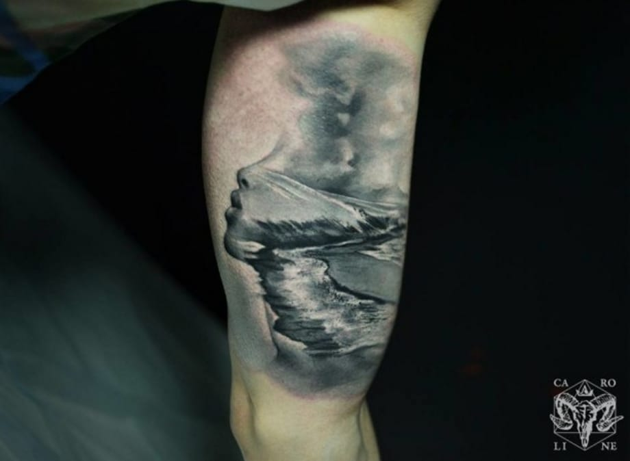 Striking Antonio Mora Tattoos And Art For Inspiration