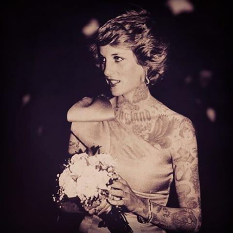 Princess Diana Frances Spencer