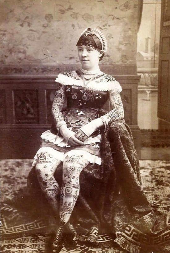 Uma foto de Irene no auge se sua carreira