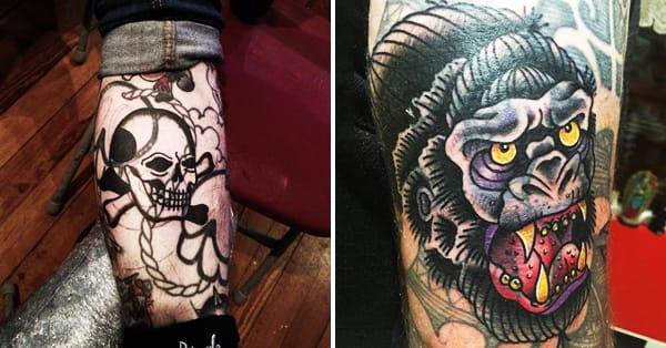 25 Killer Blast Over Tattoos!! | Tattoodo