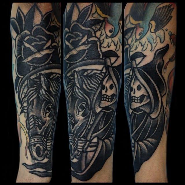En Tattooer