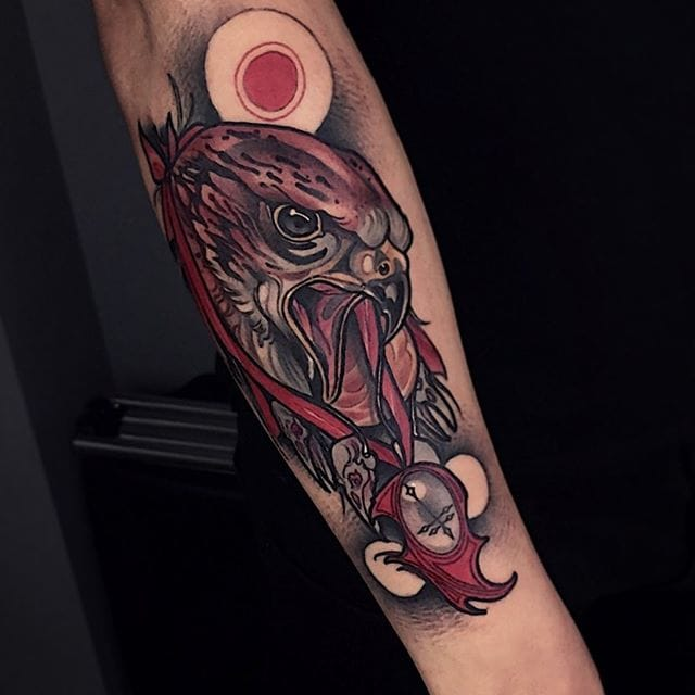 Tattoo by Brando Chiesa