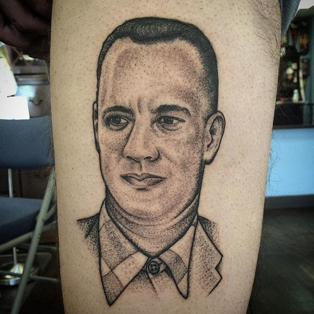 10 Loveable Forrest Gump Tattoos
