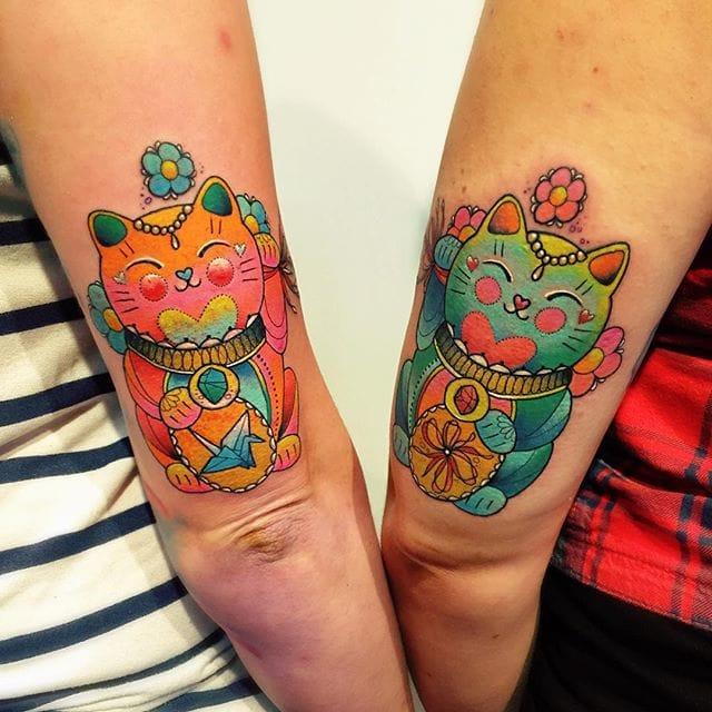 Spotlight: The Psychedelic Tattoos Of Katie Shocrylas