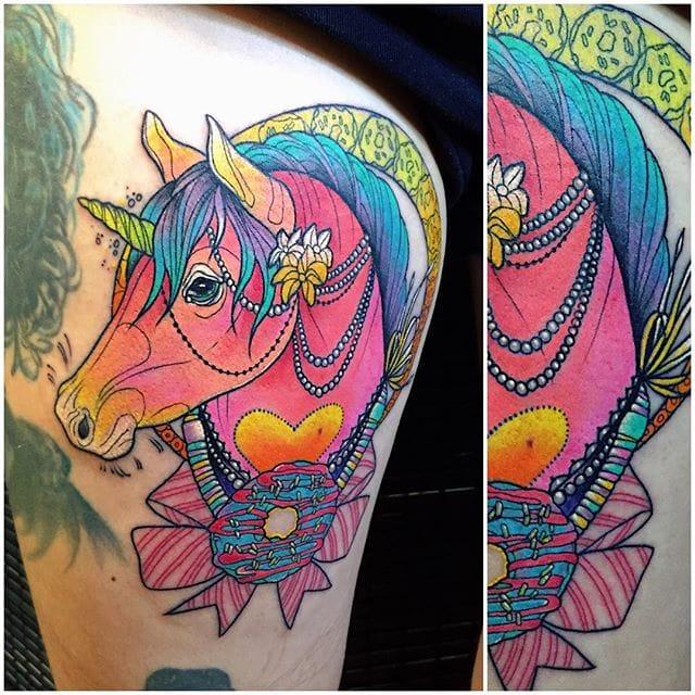 Donut unicorn? Yes please.