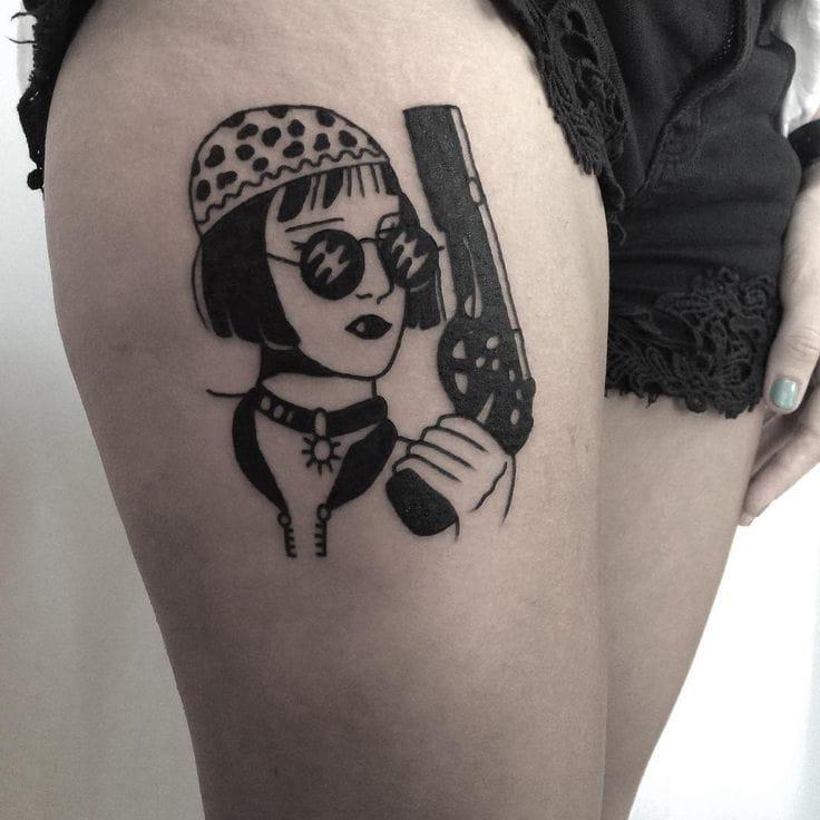 16 Cult Leon The Professional Tattoos