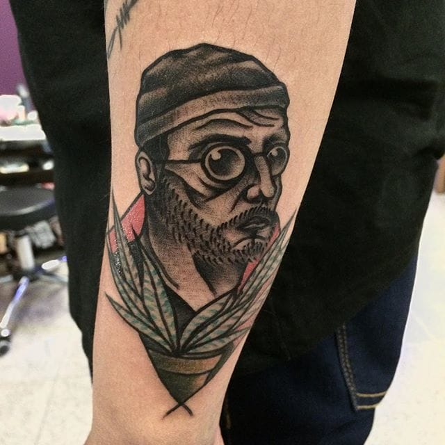 Leon The Professional tattoo by Junzy.