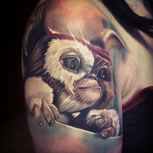 15 Lively Gremlin Tattoos!
