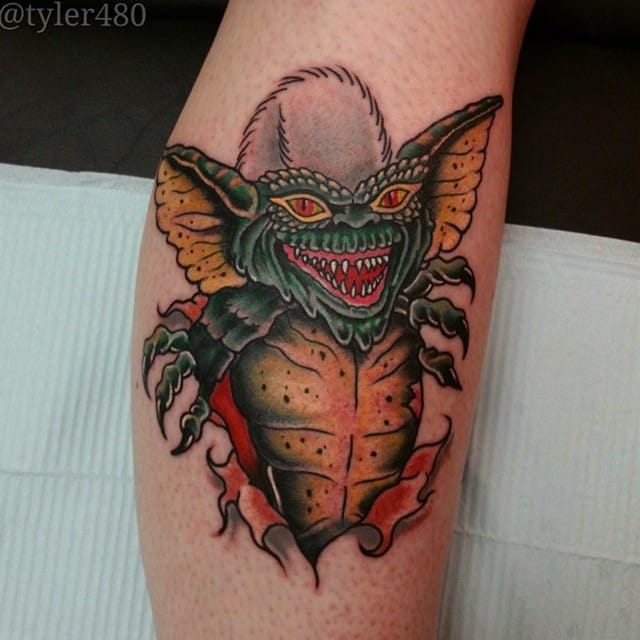 Great Tattoo by Tyler Nealeigh