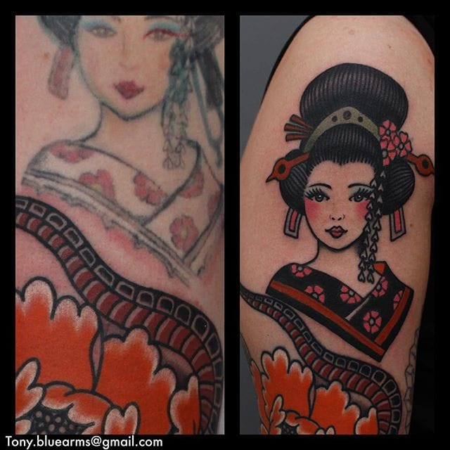 Awesome Cover/Fix Up by Tony Nilsson