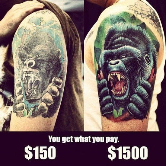 tattoos pay