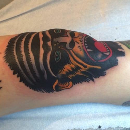 Killer Tattoo by Chad Koeplinger