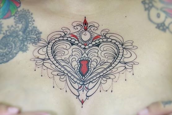 Dilon Arts Em 15 Tatuagens Delicadas Formidáveis