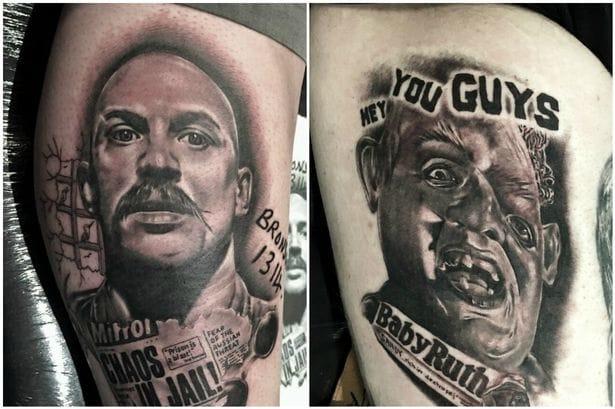Tattoos by Matt Gardiner