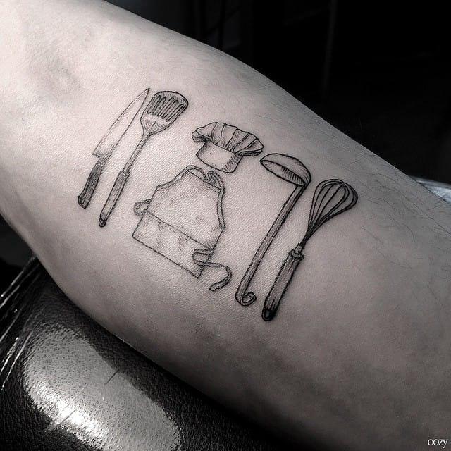 Oozy Tattoo