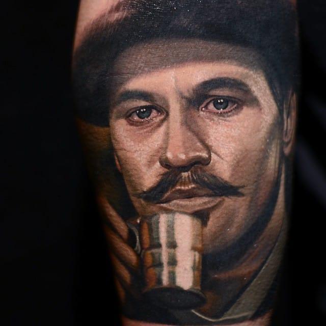 Incredible Tattoo by Nikko Hurtado