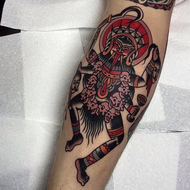 Traditional by Luke Jinks.