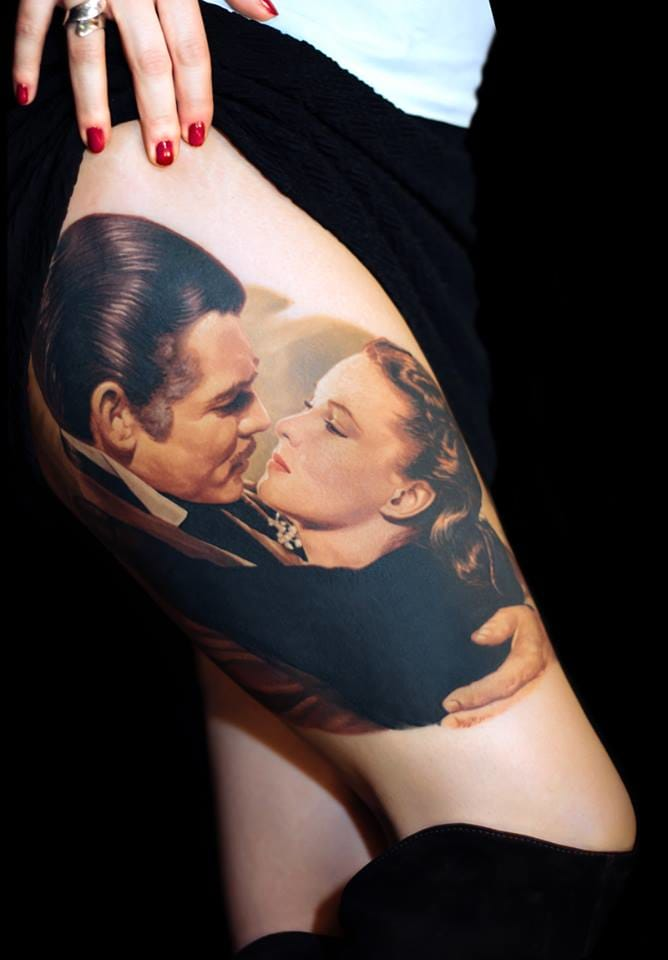 Spotlight: Amazing Realism By James Tattooart
