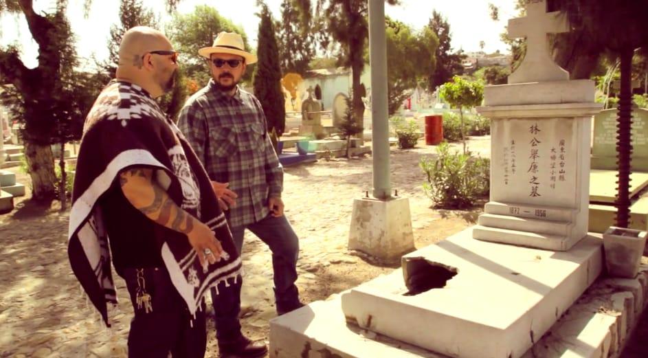 Gypsy Gentleman Travelling Tattoo Documentary: San Diego Y Tijuana