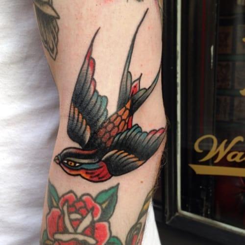 Awesome Tattoo by Luke Jinks