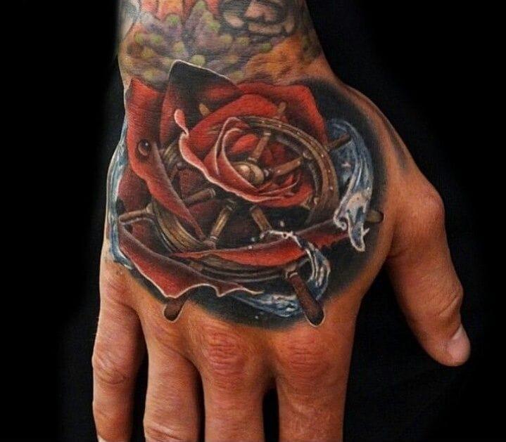32 Original Rose Tattoos