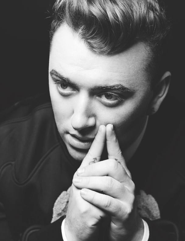 Sam Smith Reveals The Meaning Behind His Tattoos On Instagram