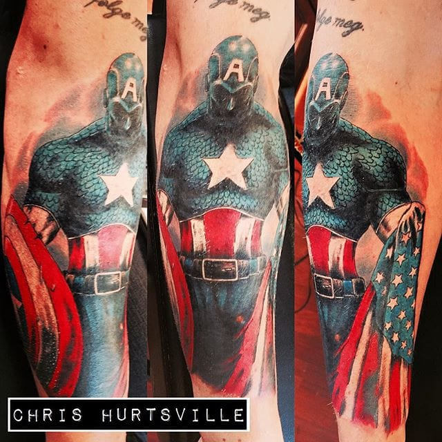 Great Tattoo by Chris Hatch