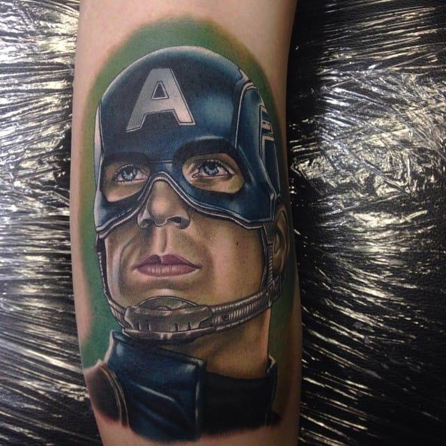 Outstanding Tattoo by Jeff Plunkett