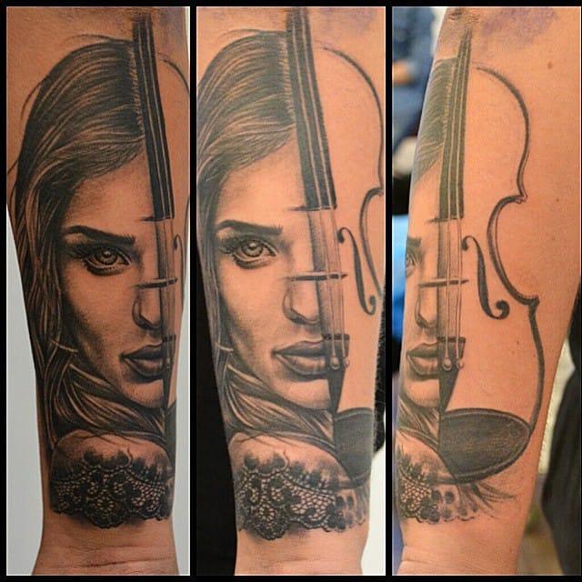 nancy fancy tattoo