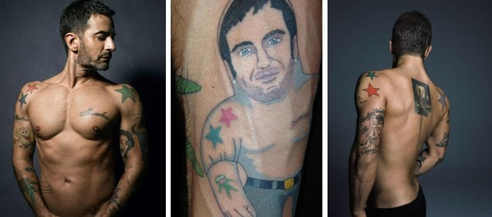 8. Marc Jacobs was inspired by his recreational South Park character so he got it tattooed/ Picture credits to: Moviepilot